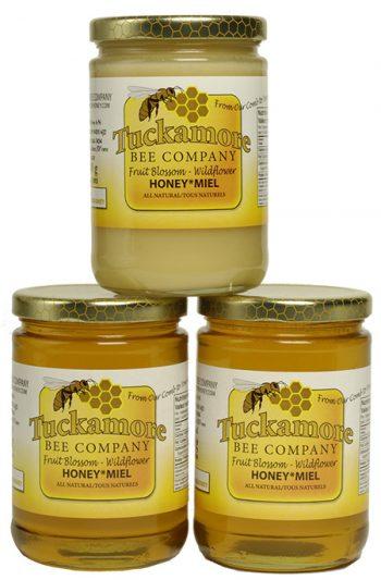 Tuckamore Honey in Jars